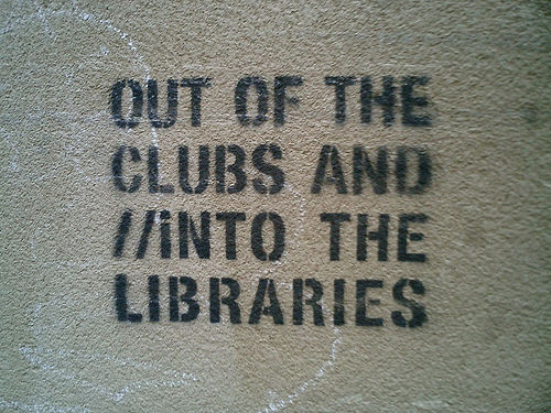 Into Libraries