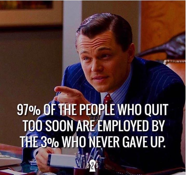 People Who Quit